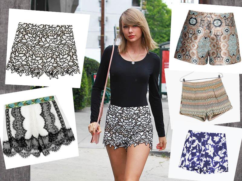Stil dneva Taylor Swift